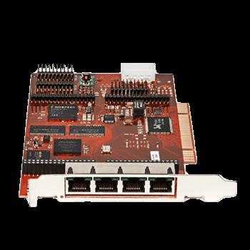 Beronet BF4004S0 Box (4 x S0, max. 16 SIP Sprachkanäle, erweiterbar mit einem Modul)
