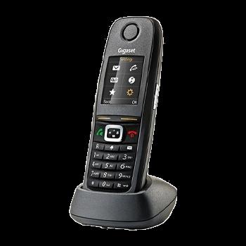 Gigaset R650H PRO (Handset inkl. Ladeschale und Netzteil - stoßfest, staub- und spritzwassergeschützt)