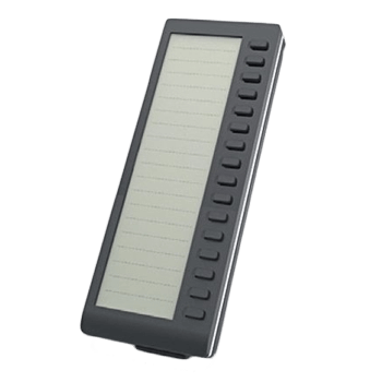 Mitel M680 (Tastenmodul für 6865/6867/6869 mit Papiereinleger)