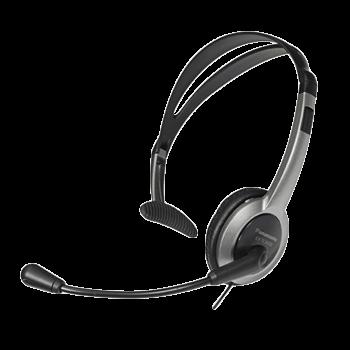 Panasonic Headset TCA 430 (einohrig, 2,5mm Klinkenstecker)