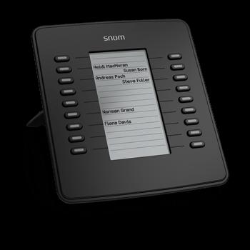 snom D7 (Erweiterungsmodul für D7 - Serie, nicht D710)