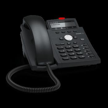 snom D315 (PoE*, Gigabit-Switch)