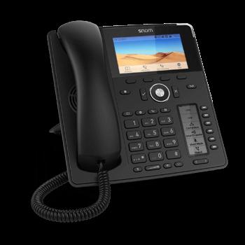 snom D785 (SIP Tischtelefon schwarz)