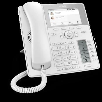 snom D785 (SIP Tischtelefon weiß)