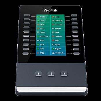 Yealink EXP50 (Beistellmodul für T5 Serie)