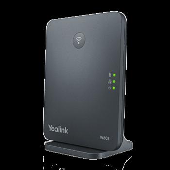 Yealink W60B (DECT Sender für bis zu 8 Geräte und 8 Gespräche)