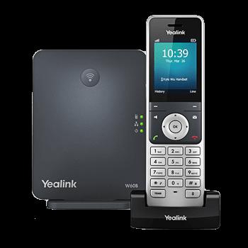 Yealink W60P (DECT Sender + W56H Handset)